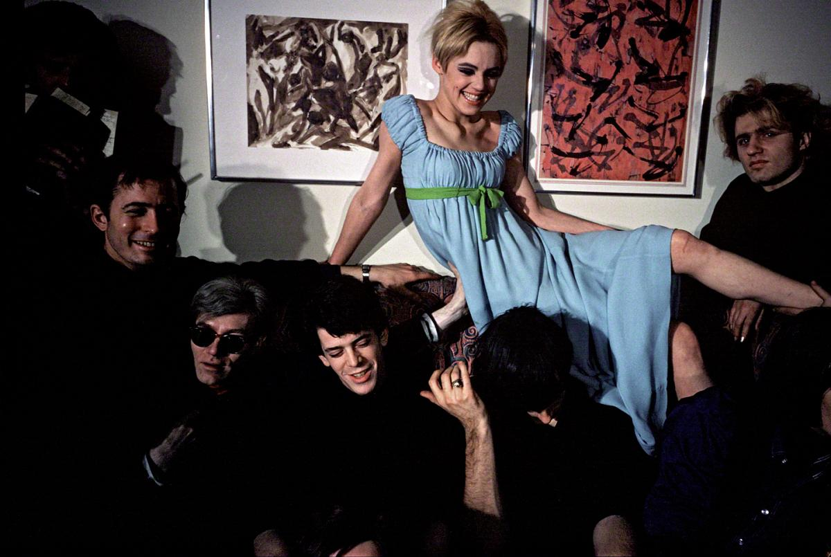 Edie in Blue Dress (with VU et al)